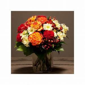 Bouquet De Fleurs Interflora : bouquet deuil de fleurs oranges interflora dom com ~ Melissatoandfro.com Idées de Décoration
