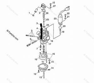 Polaris Scrambler 50 Parts Diagram