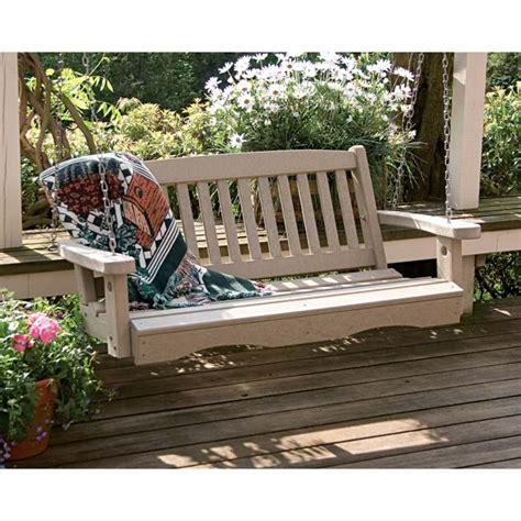 canape exterieur bois canapé et lit suspendu pour décoration de terrasse et jardin