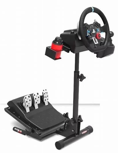 G920 Cockpit Gamer Logitech Volante Simulador Extreme