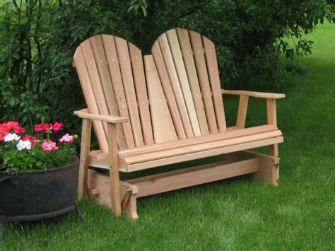loveseat glider rocker plans woodworking projects plans