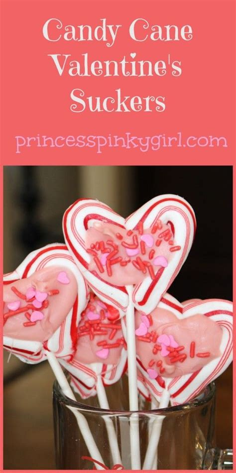 candy cane valentines suckers pictures   images