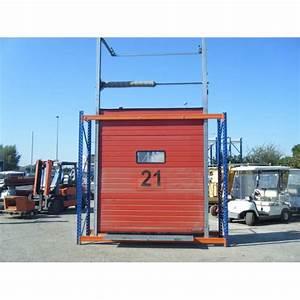 Portail porte de garage sectionnelle hormann sorem for Porte de garage industrielle occasion