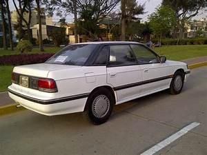 1992 Subaru Legacy - Information And Photos