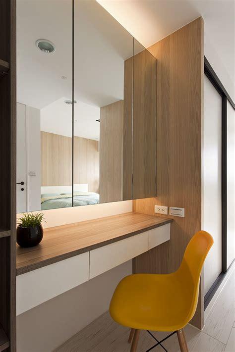 minimalist vanity  bedroom house wardrobe