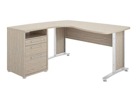bureau angle informatique bureau compact prima vente de bureau conforama