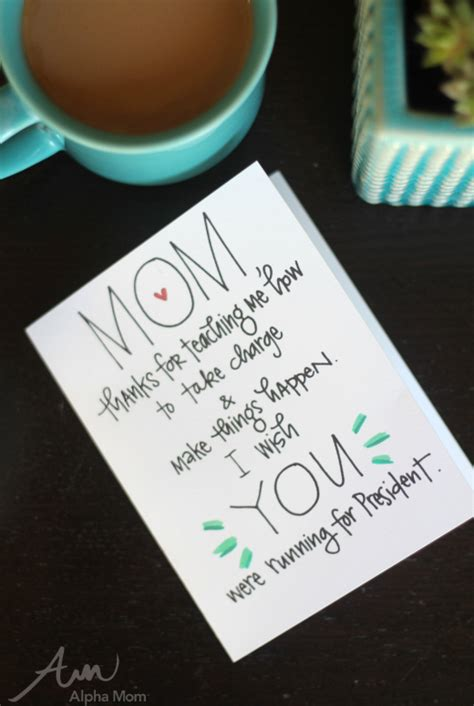 mothers day cards   alpha mom