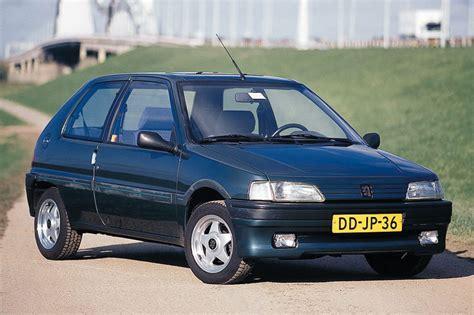 peugeot car one peugeot 106 xr 1 4i manual 1994 1995 75 hp 3 doors