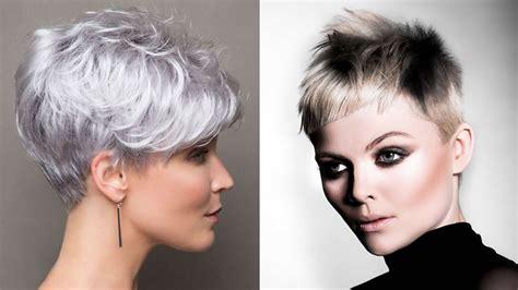 Short Haircuts For Women 2018