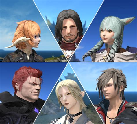 final fantasy xiv heavensward  gears  change
