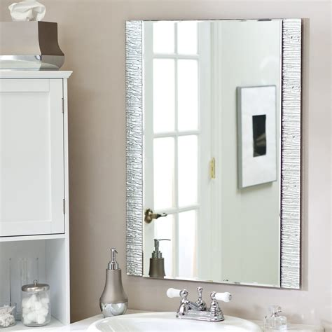 Mirror Ideas For Bathrooms by 15 Photos Mirrors For Bathrooms Mirror Ideas