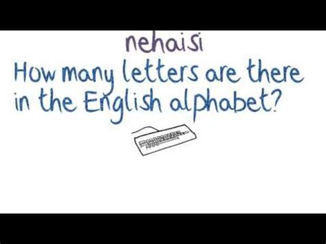how many letters in alphabet how many letters are there in the alphabet 22183