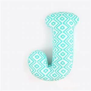 alphabet pillow letter j alphabet pillows initials With letter m cushion