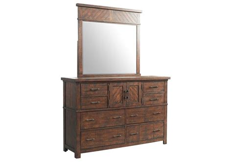 elements jax walnut queen panel storage bedroom set