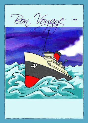 Bon Voyage Boat by Bon Voyage With A Large Cruise Ship Free Bon Voyage