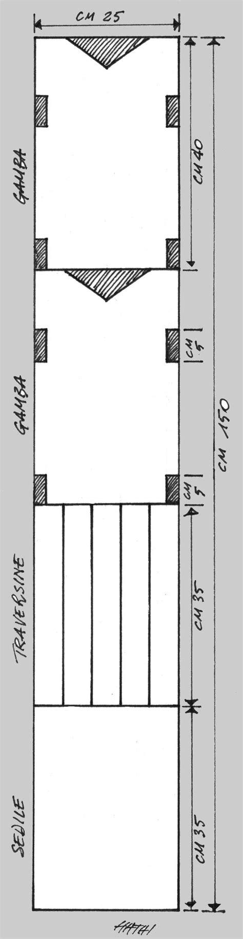 Sgabello Fai Da Te by Come Costruire Un Classico Sgabello In Legno Infissi