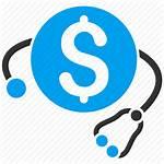Icon Financial Medical Finance Doctor Medicine Healthcare