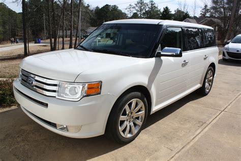 ford flex limited diminished  car appraisal