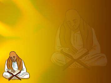 hindu priest  powerpoint templates
