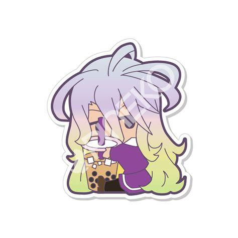shiro sticker pineko