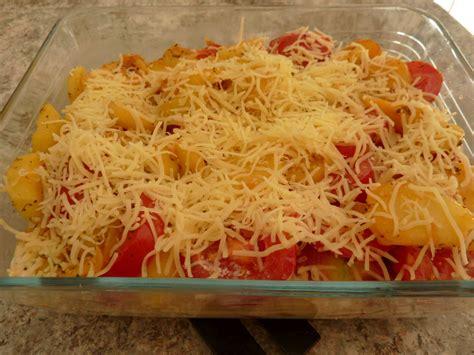 la cuisine de martine recette gratin de pommes de terre à l 39 italienne la