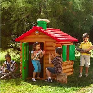 Cabane Enfant Plastique : maisonnette plastique jardin sur enperdresonlapin ~ Preciouscoupons.com Idées de Décoration