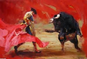 bull portrait wallpaper 12851 open walls
