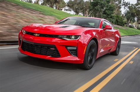 2016 Chevrolet Camaro Ss Review  Longterm Update 4
