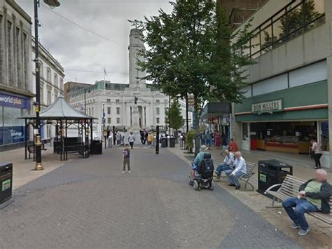 Impact of coronavirus on begging in Luton town centre to ...