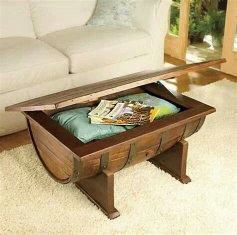 half wine barrel table whiskey half barrel coffee table ideas for the house