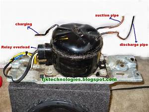 Learn The Names Of Air Conditioner And Refrigeration Parts
