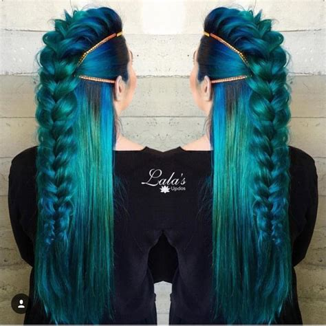 Best 25 Emerald Hair Ideas On Pinterest Dark Green Hair