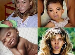 Beyoncé Baby Blue Ivy Pictures: The Best of the Fake ...