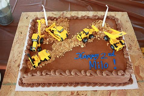 tractor birthday party   creative