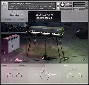 KVR: Session Keys Electric R by e-instruments - Electric ...