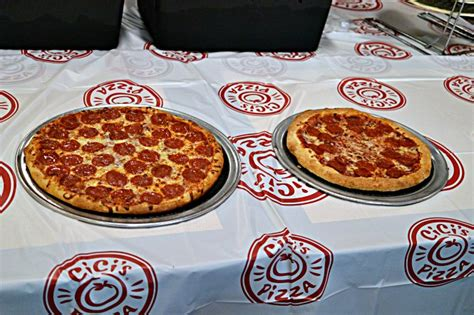 New, Improved CiCi's Pizza - theBitterSideofSweet