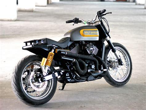 Harley-davidson Street 750 By Tj Moto