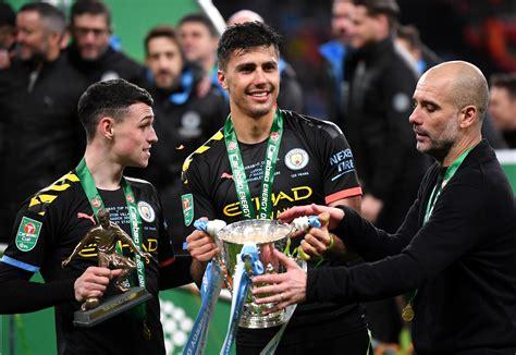 Aston Villa v Manchester City – Carabao Cup Final – City Xtra