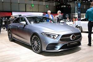 Mercedes S 350 : 2019 mercedes cls 350 coming to australia with 299 hp 2 0 liter autoevolution ~ Dode.kayakingforconservation.com Idées de Décoration