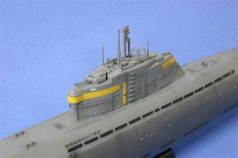 Type 21 U Boat by U Boat Type Xxi Elektroboat U 3504 Scale Model