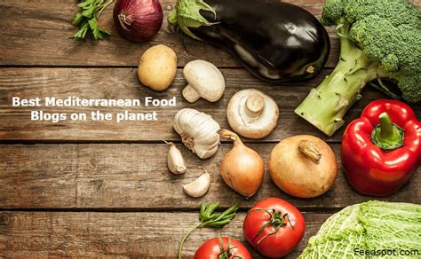 top  mediterranean food blogs   web mediterranean