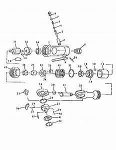 Craftsman 3  8 U0026quot  Air Rachet Wrench