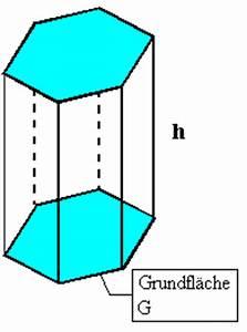 Prisma Volumen Berechnen : volumen gerader k rper ~ Themetempest.com Abrechnung