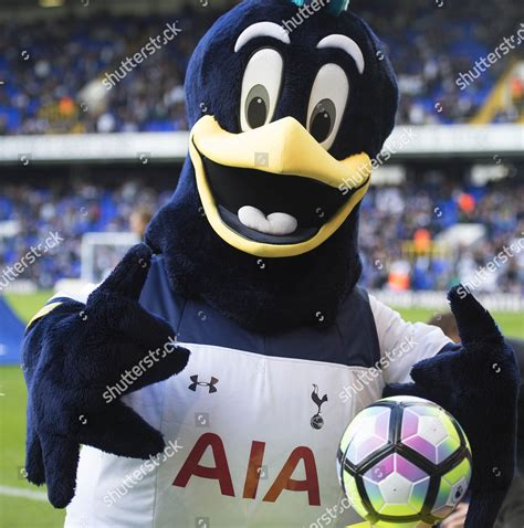 Tottenham Mascot - Kane Invites Dancing Spurs Fan To Be ...