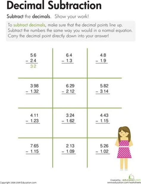 17 Best Images About Math Worksheets On Pinterest  Expanded Form, Donuts And Rounding