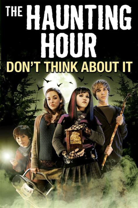 haunting hour dont