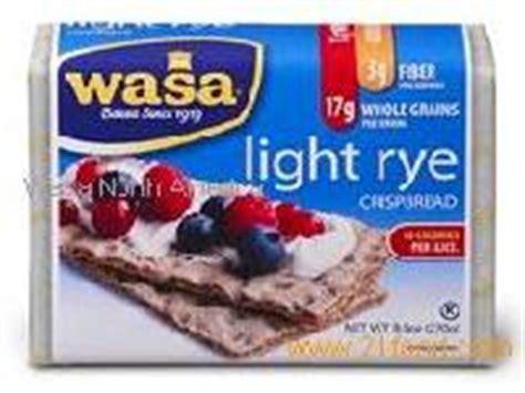wasa light rye wasa light rye crispbread products united states wasa