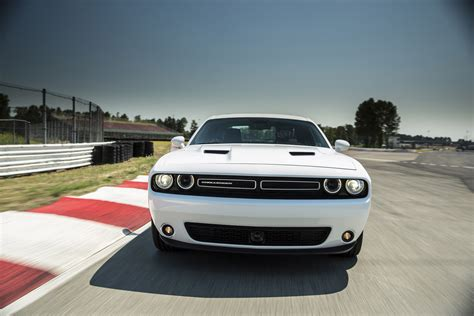 2015 Dodge Challenger Earns 5star Safety Rating Muscle