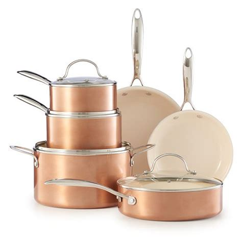 food network pc cookware set  shipped