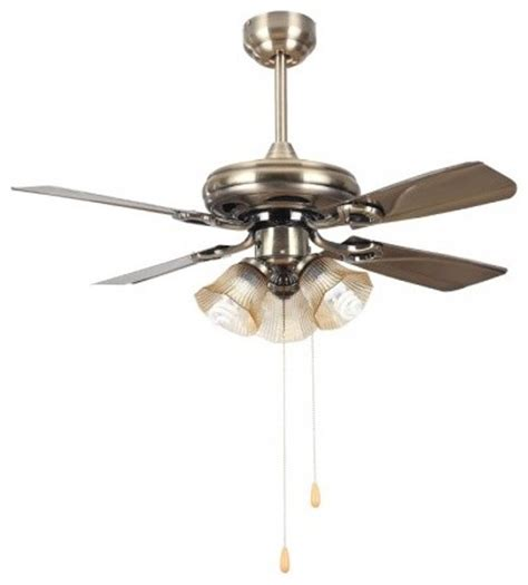 traditional hton bay bronze ceiling fan light 40